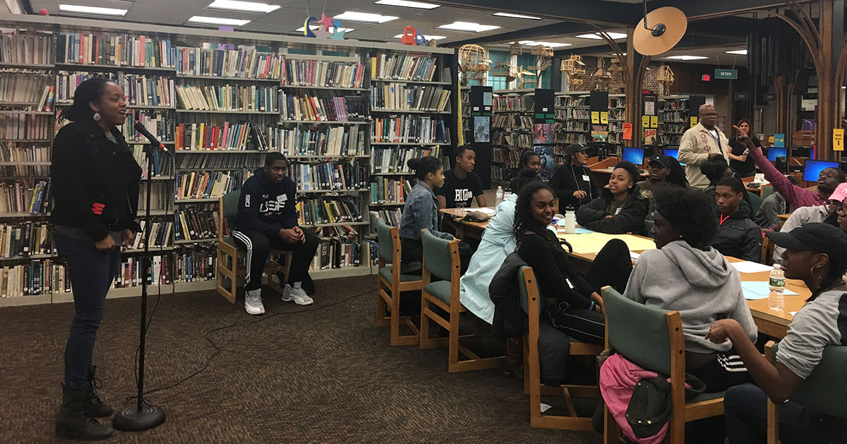 Student voices being heard at Columbia High School